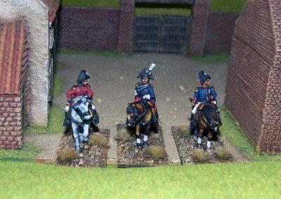 Saxon Commanders BM