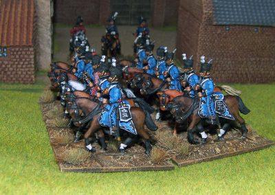 Saxon hussars BM